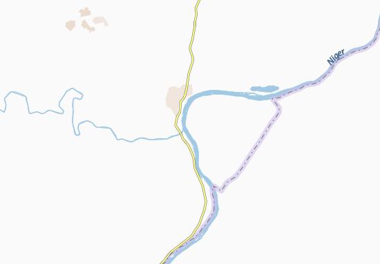 Carte-Plan Goungourouma