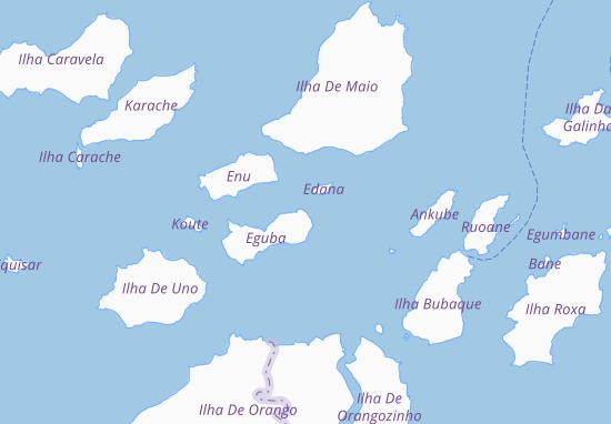 Carte-Plan Eguba