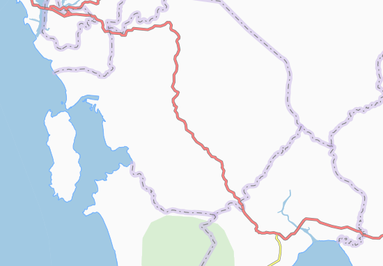 Carte-Plan Phumi Chrang Khpos