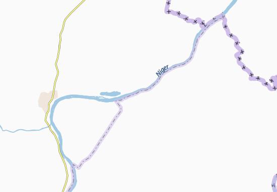 Mapas-Planos Bandougou
