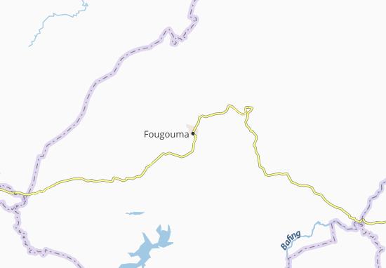 Carte-Plan Fougouma