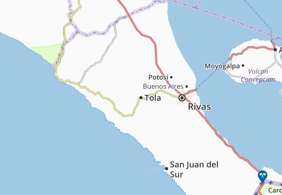 Tola Map