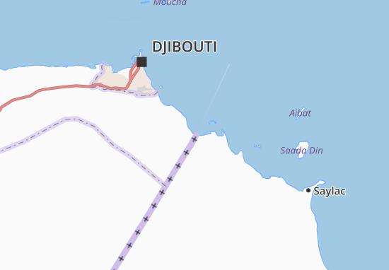 Mapa Plano Loyeda