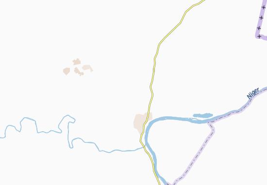 Mapas-Planos Sarakondyi