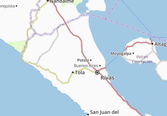Belen Map