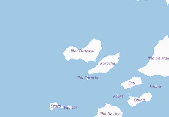 Carte-Plan Iticunda