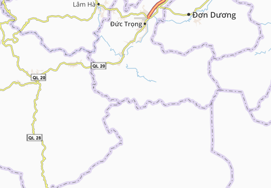 Ninh Loan Map
