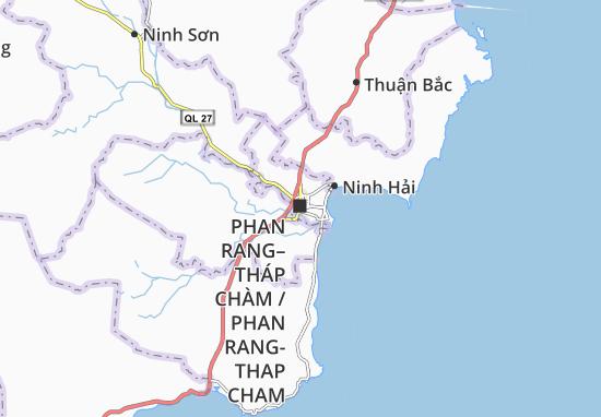 Mapas-Planos Kinh Dinh