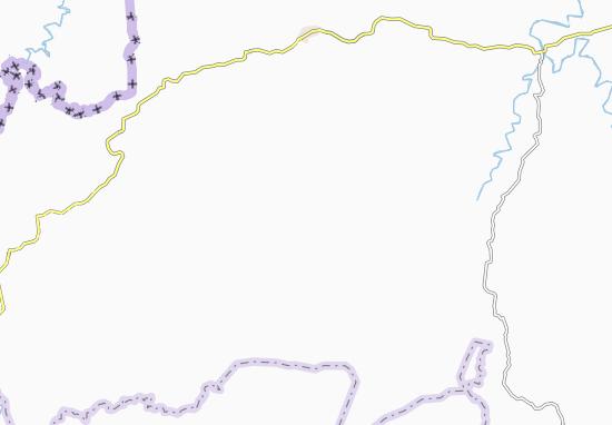 Carte-Plan Goundoupi