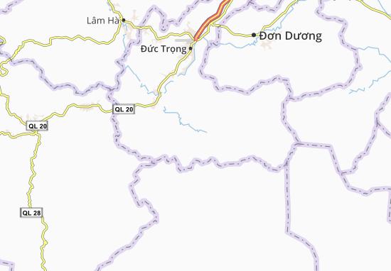 Đà Loan Map