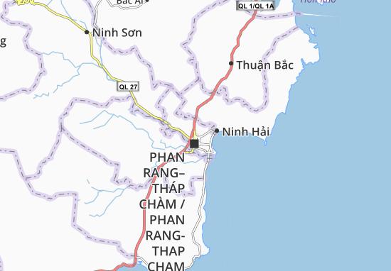Đài Sơn Map