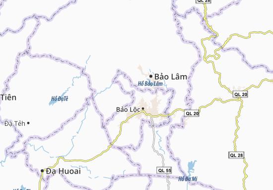 Đam Bri Map