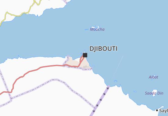 Mapa Plano Boul'aos