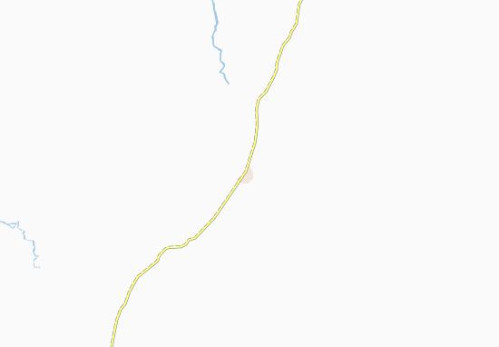 Carte-Plan Abu Ajura