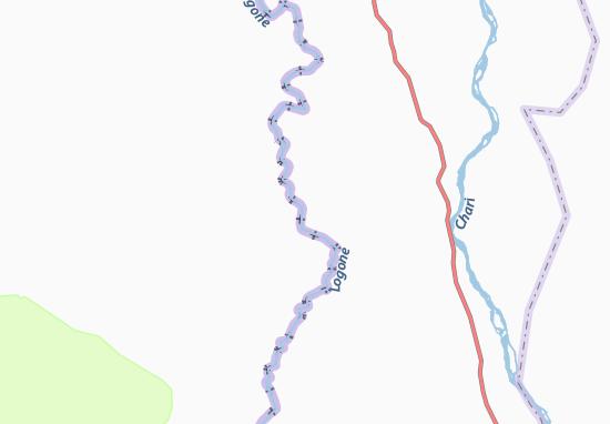 Carte-Plan Aouri