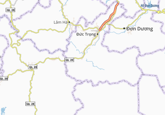 Ninh Gia Map