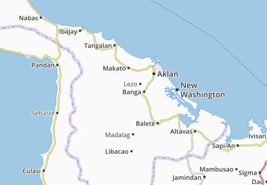 Mappe-Piantine Malinao