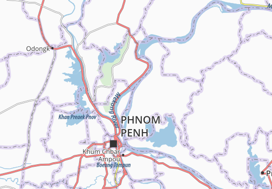 Mapas-Planos Phumi Kroch Saeuch