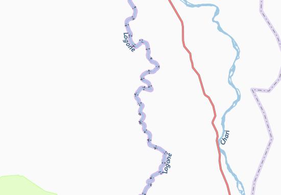 Carte-Plan Oulamsaoua
