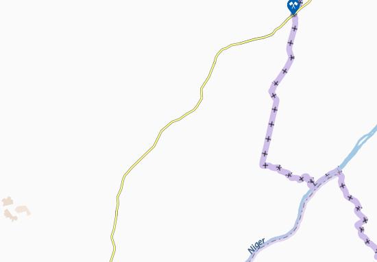 Mapas-Planos Kole Niagoue