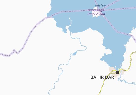 Carte-Plan Assiru Dabr