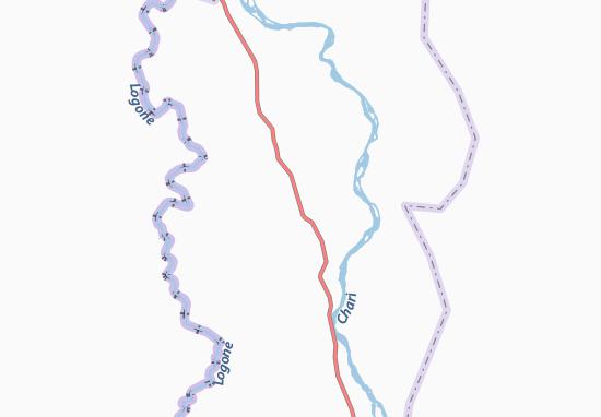 Carte-Plan Mandelia