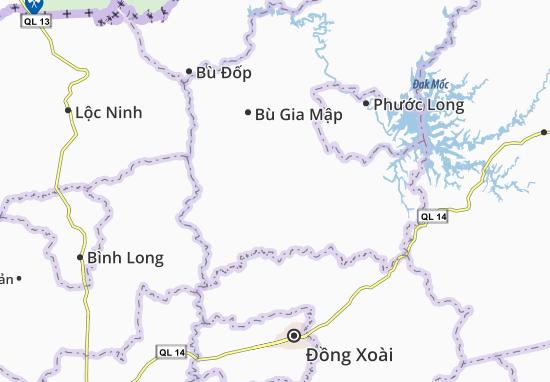 Mappe-Piantine Bù Nho