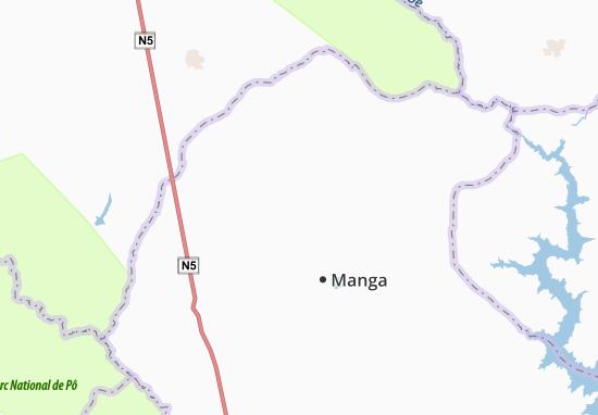 Mapa Plano Binde