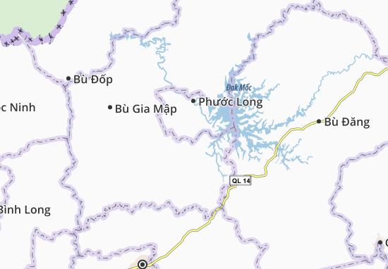 Phước Tín Map