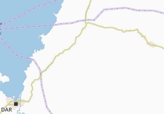 Carte-Plan Wanzaye