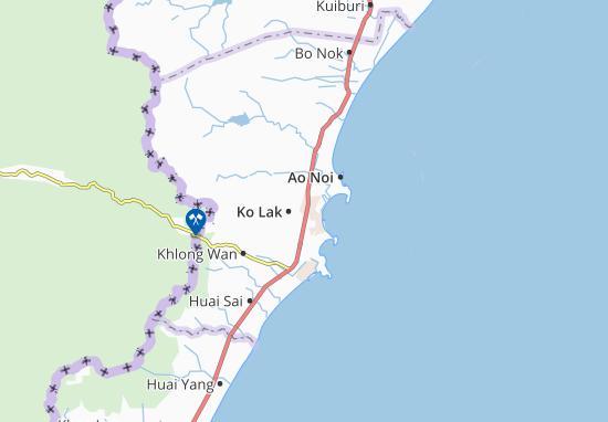 Mappe-Piantine Ko Lak