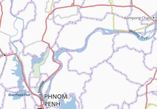 Carte-Plan Phumi Turi