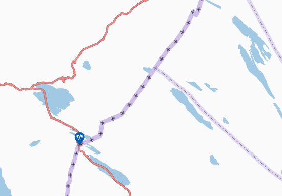 Mapa Plano Galifi