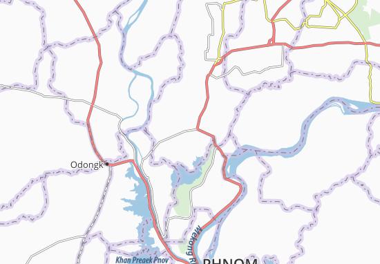 Phumi Ta Poy Map
