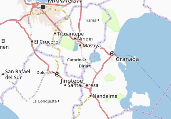 Catarina Map