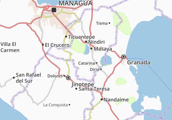 Nandasmo Map