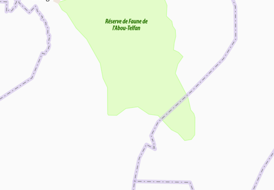 Carte-Plan Kadegam