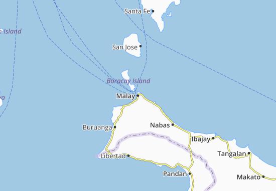 Mappe-Piantine Malay