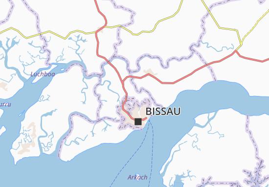 Carte-Plan Imbassina