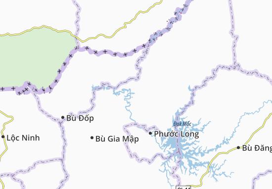 Mapas-Planos Phú Nghĩa