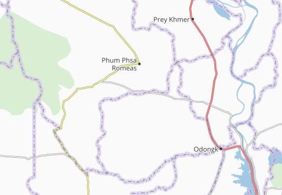 Phumi Tang Kruos Map