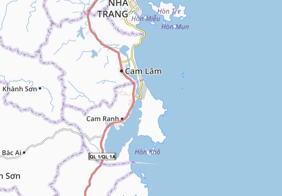 Mappe-Piantine Cam Nghĩa