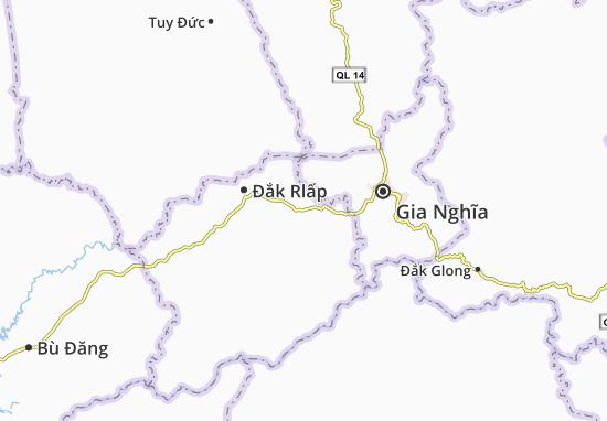 Nhân Cơ Map