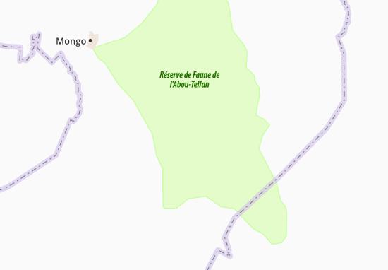 Carte-Plan Badogo