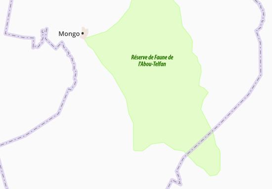 Carte-Plan Tchakor