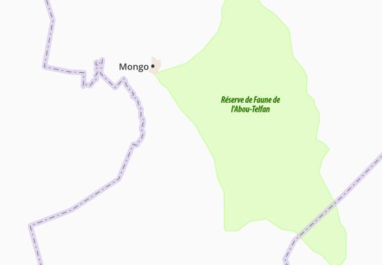 Carte-Plan Ouaoua