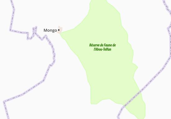 Carte-Plan Kérétchou