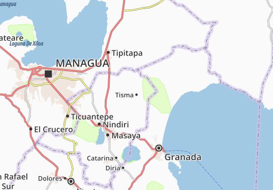 Tisma Map
