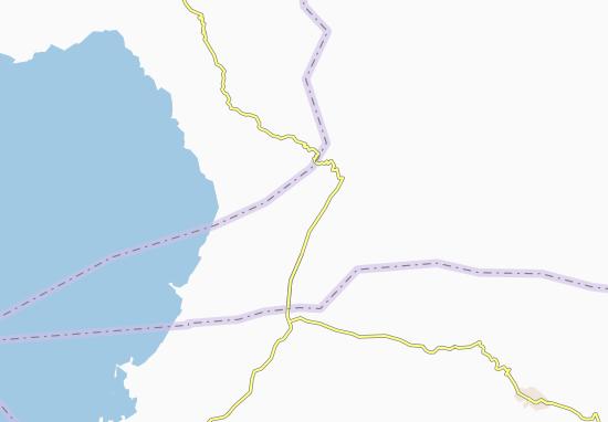 Carte-Plan Yifag