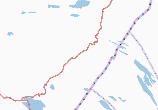 Mapa Plano Lofefle
